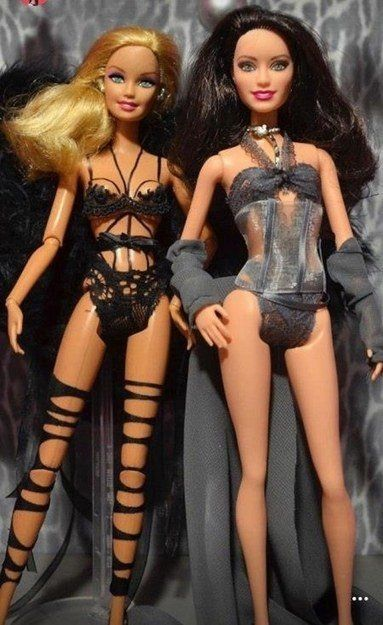 Gigi Hadid's Barbie Doll Is Scarily