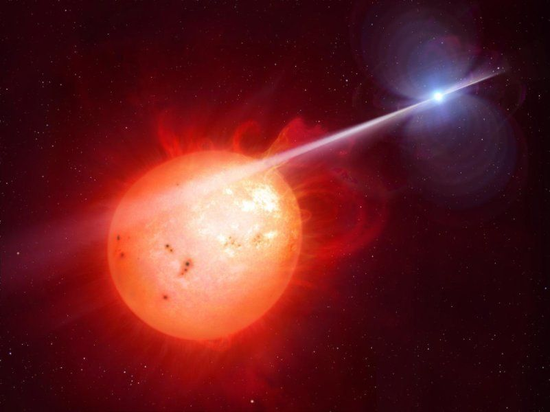 This Mysterious Pulsar Is The Size Of Earth But 200,000 Times