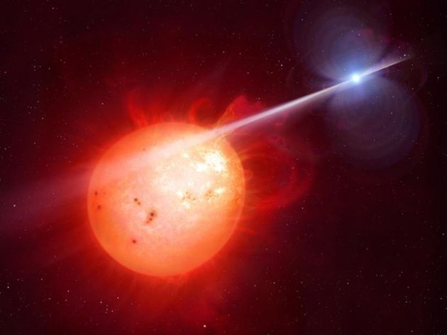 Mysterious White Dwarf Pulsar Discovered: The Size Of Earth But 200,000 Times