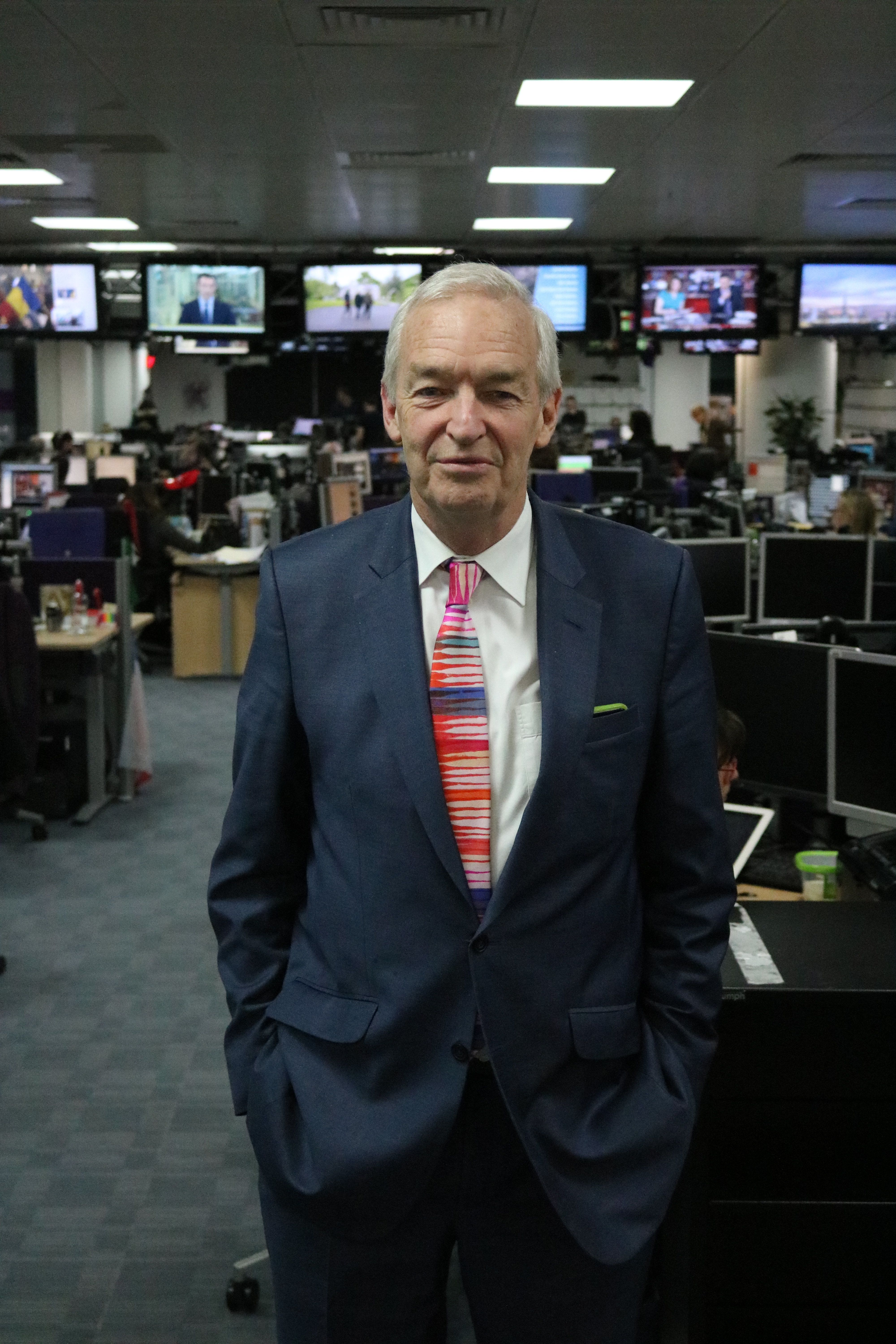Even Fake News And Trump Can't Stop Jon Snow Thinking Journalism's In A Golden