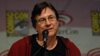 ANAHEIM, CA - MARCH 29:  Actor Richard Hatch of 'Battlestar Galactica' participates at WonderCon Anaheim 2013 - Day 1 at Anaheim Convention Center on March 29, 2013 in Anaheim, California.  (Photo by Albert L. Ortega/Getty Images)