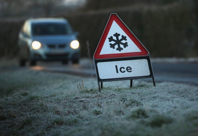 Motorists could face dangerous driving conditions due to