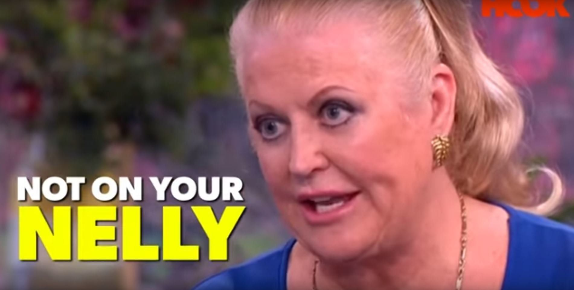 Someone Remixed Kim Woodburn And Phillip Schofield's Row, And It Is