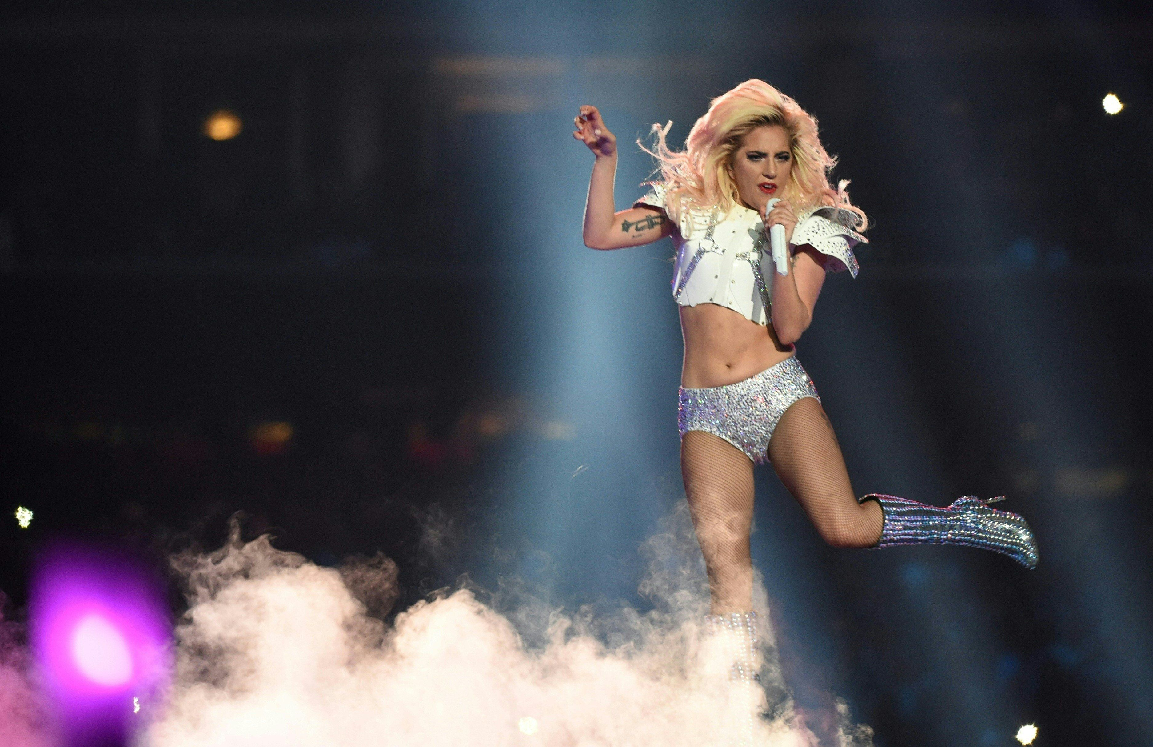 Lady Gaga Shuts Down Body Shamers After Super Bowl