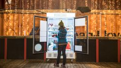 Community Fridge Launches In Brixton, Where Local Businesses Can Donate Spare Food To Those In
