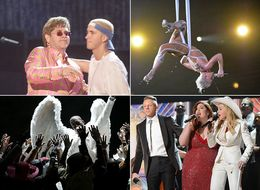 30 Most Memorable Grammys Performances Of All Time