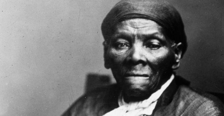 Harriet Tubman, circa 1890.