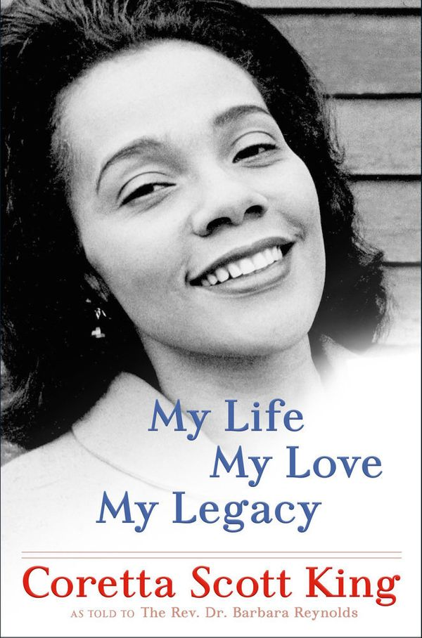 The original author of the words that gave rise to McConnell's objection, Coretta Scott King is a civil rights icon in her ow