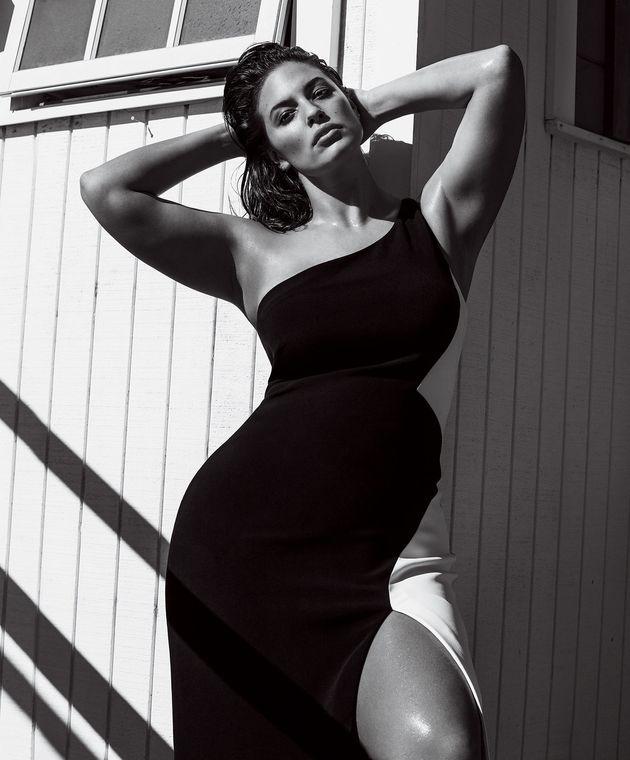 Ashley Graham Defends 'Vogue' Cover Pose Amid Criticism