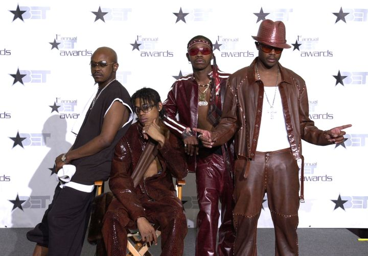 A Jodeci Biopic Is Coming To VH1, Says Group Member
