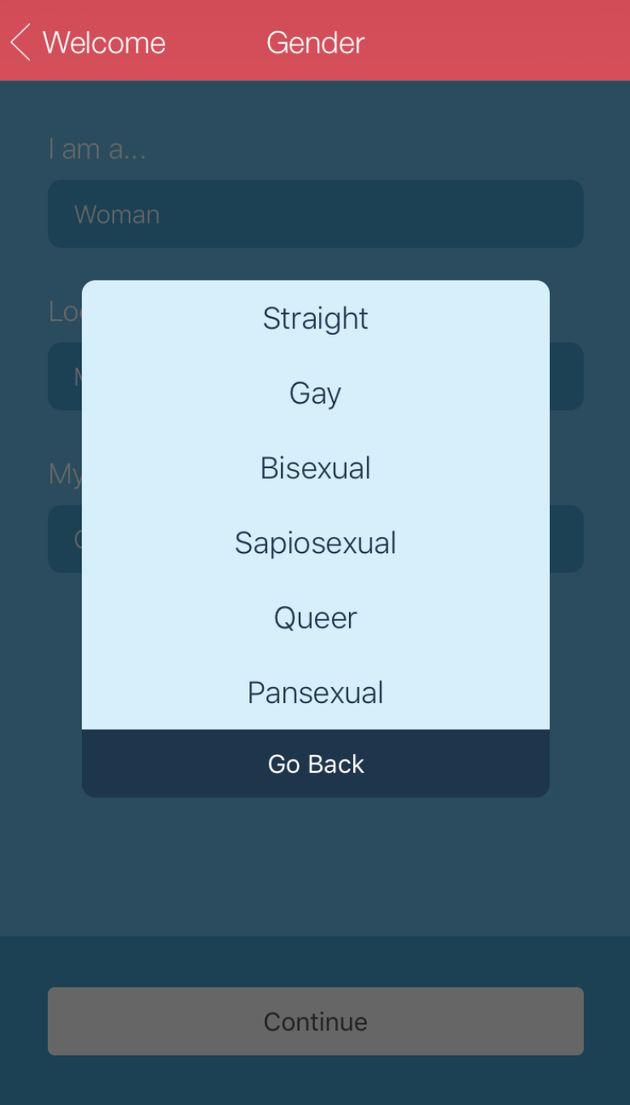 Sapio dating site