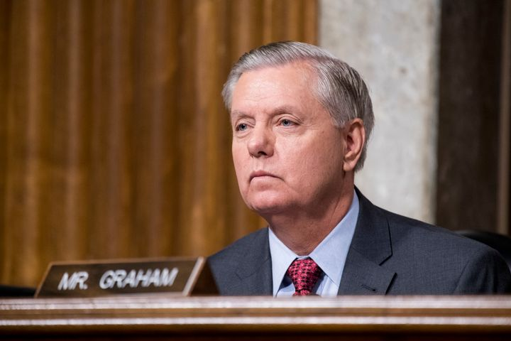 Sen. Lindsey Graham (R-S.C.) has been critical of President Donald Trump's non-confrontational approach to Russia.
