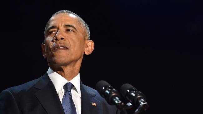 Obama bids farewell with a strong message of activism.