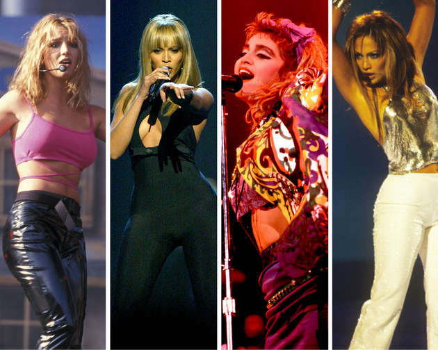 A Ranking Of The 33 Greatest Pop Divas' Debut Singles | HuffPost