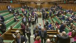 MPs Vote In Favour Of Quitting EU By 494 To 122 As Brexit Bill Passes