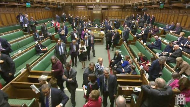 Brexit Bill: British MPs Vote In Favour Of Quitting EU As Bill Passes