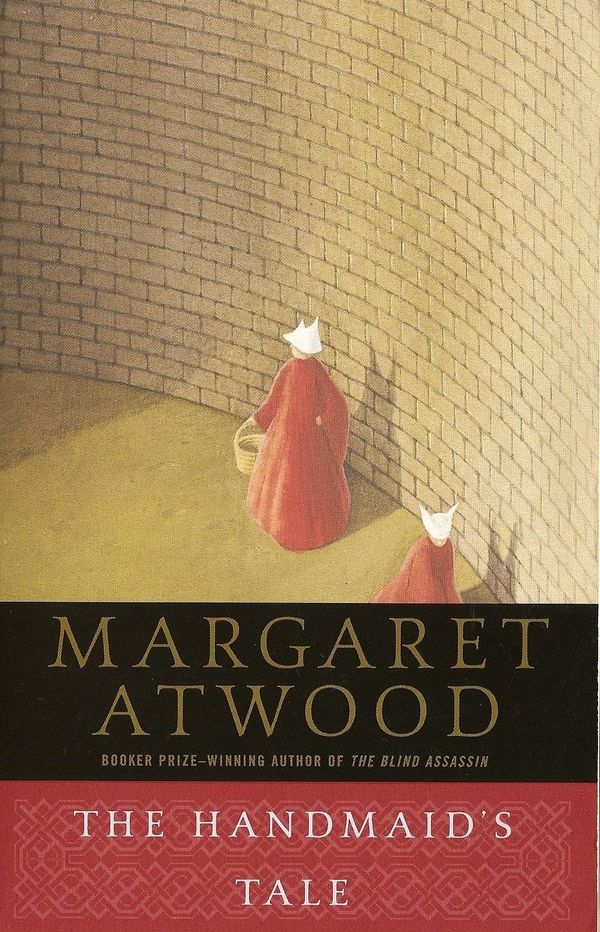 "Atwood's classic, which will soon be adapted into a Hulu series starring Elisabeth Moss, has been getting <a href=""https://ww"