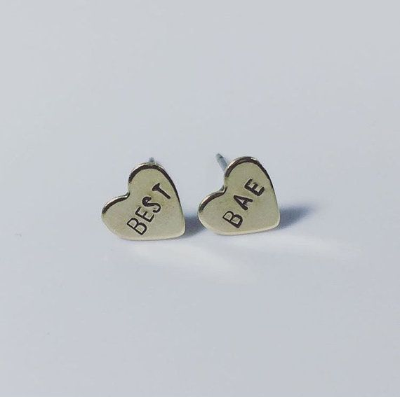 "<i>Buy them <a href=""https://www.etsy.com/listing/179336623/best-bae-earrings-girlfriend-gift?ref=shop_home_active_2"" target="