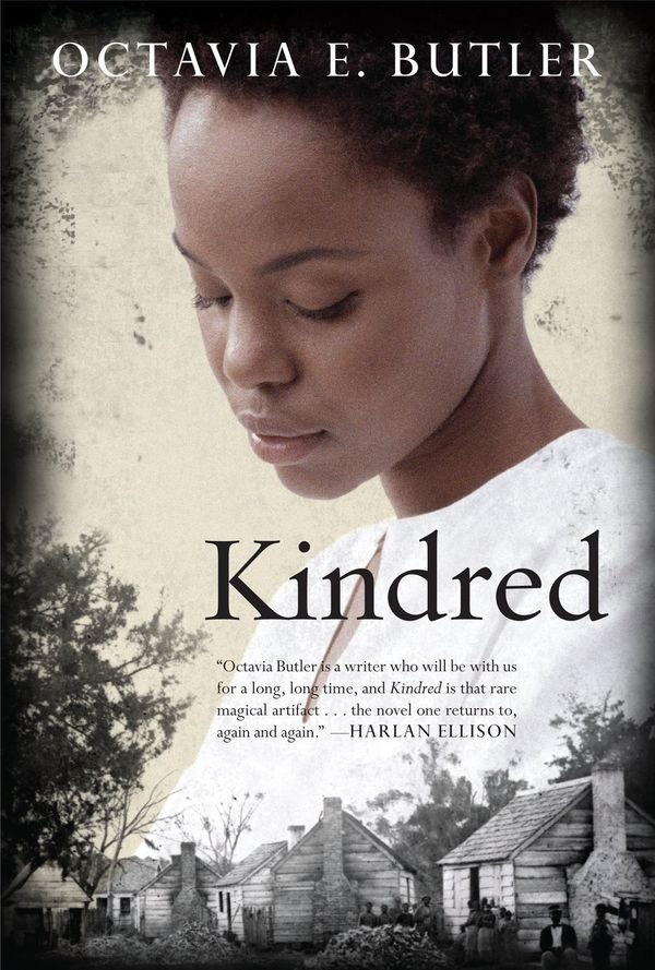 In this sci-fi novel, a young black woman travels back and forth in time from 1970s to the antebellum era, where she enc