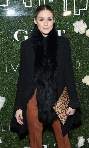<em>Olivia Palermo celebrates the launch of Gilt x Livelihood at Spring Place</em>