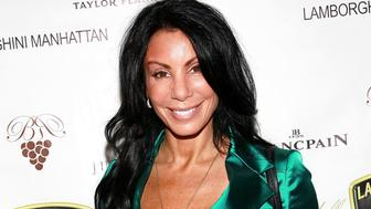 NEW YORK, NY - SEPTEMBER 20:  Danielle Staub attends the Lamborghini LP700-4 Aventador unveiling and Nuvo Lemon Sorbet launch at Manhattan Motorcars on September 20, 2011 in New York City.  (Photo by Steve Mack/Getty Images)
