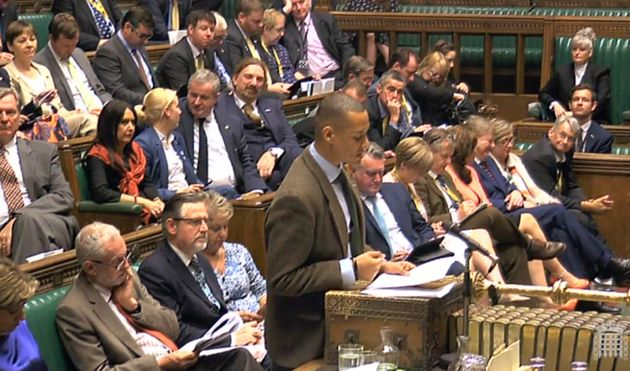Clive Lewis was among the 52 Labour MPs who voted against the Brexit