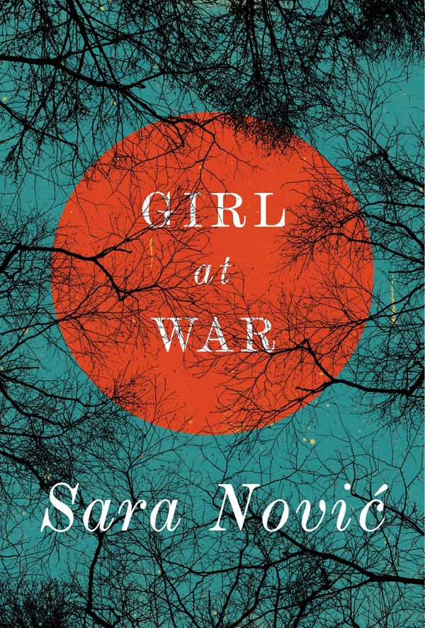 Nović's novel of a girl who is orphaned and involved in unspeakable horrors while attempting to flee the Yugoslav Wars t