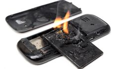 Samsung Plant Catches Fire Because Of -- You Guessed It --