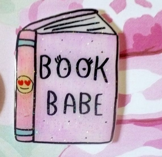 "<i>Buy it <a href=""https://www.etsy.com/listing/243049956/book-babe-brooch-book-pin-cutie-pie?ref=shop_home_active_38"" target"