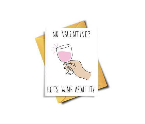 15 Cards For People Who Dont Give A Damn About Valentines Day
