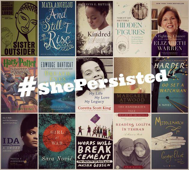 15 Stirring Book Recommendations For Women Who #Persist