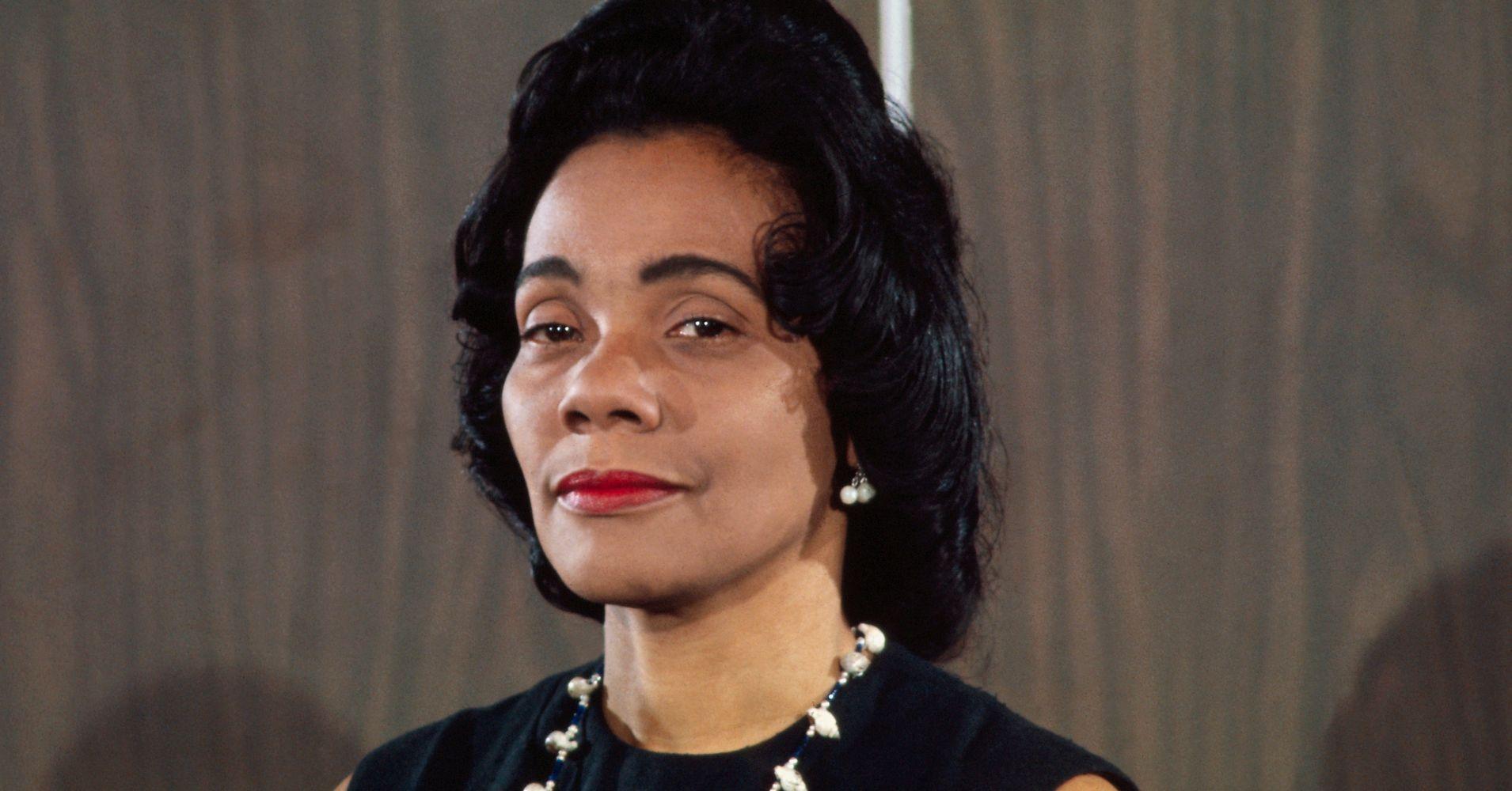 Coretta Scott King S Letter To The Senate