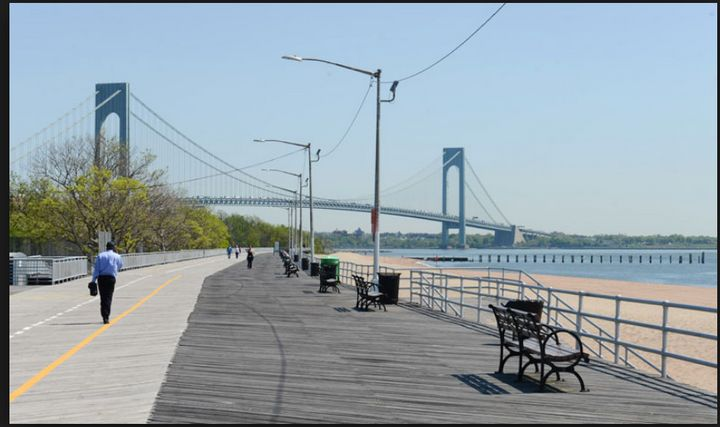 "<a rel=""nofollow"" href=""https://www.nycgovparks.org/highlights/verrazano-bridge"" target=""_blank"">The Verrazano-Narrows Bridge"