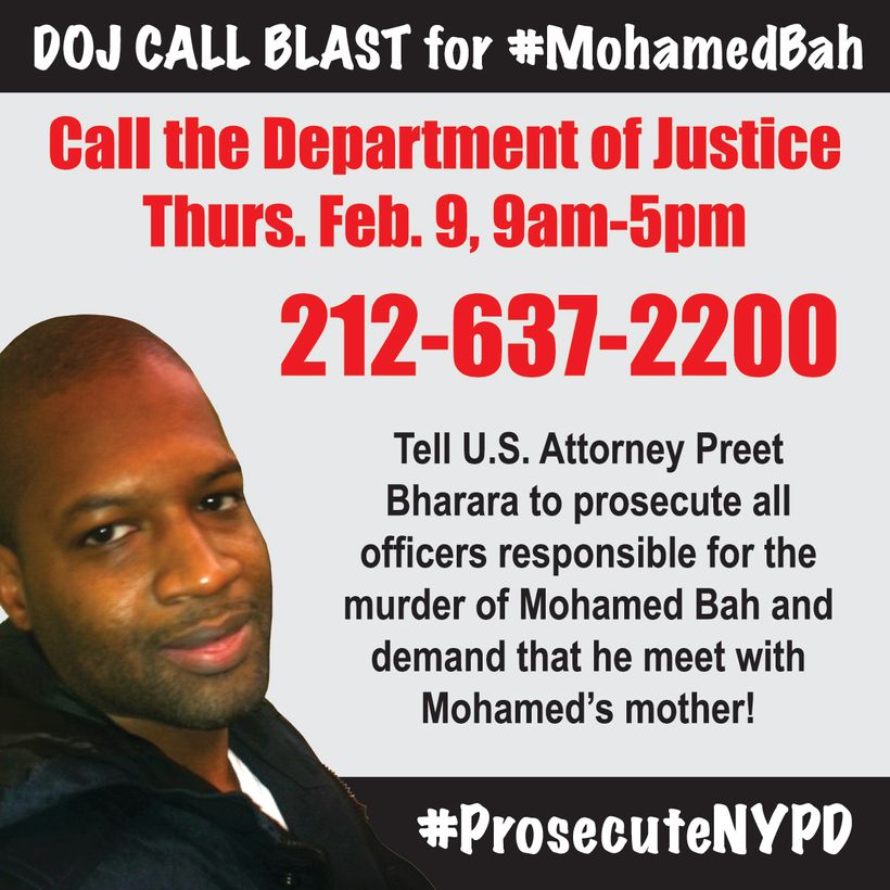 <strong>Call to Action: Call the DOJ And ask for a Full Federal Investigation!</strong>