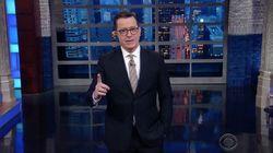 Stephen Colbert Ruthlessly Mocks Trump Over Nordstrom