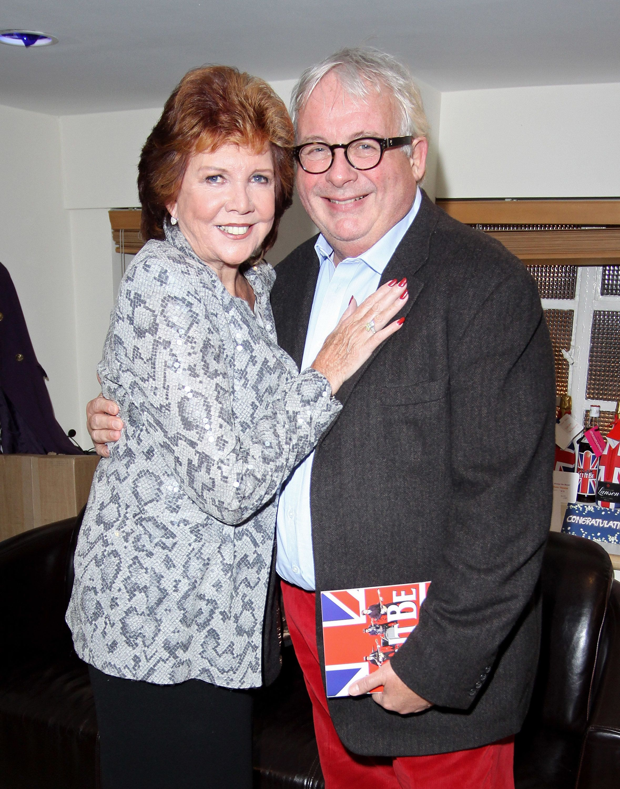 Cilla Black's Friend Christopher Biggins Slams Channel 5's 'Blind Date' Reboot