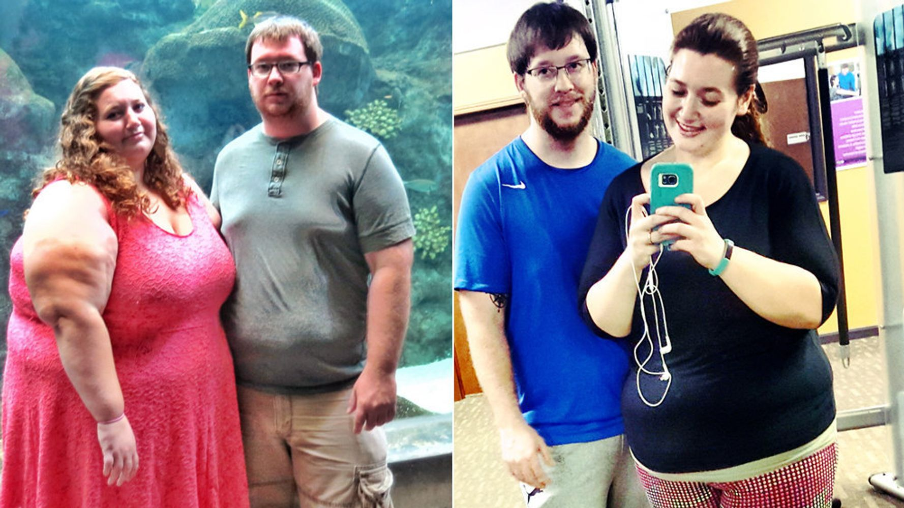 Couple Reveal How They Lost Half Their Body Fat In 12 Months