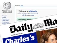 Daily Mail Hits Back At Wikipedia After It Bans Tabloid As