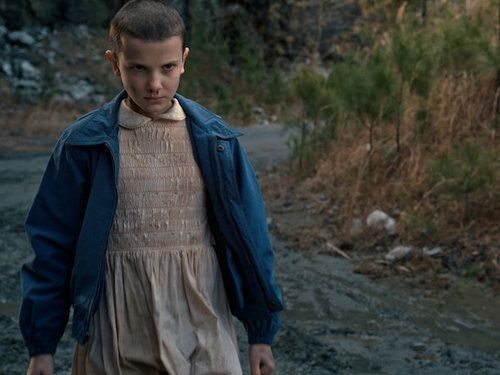 Stranger Things' Eleven Has New Curly Hair, And Fans Are Freaking