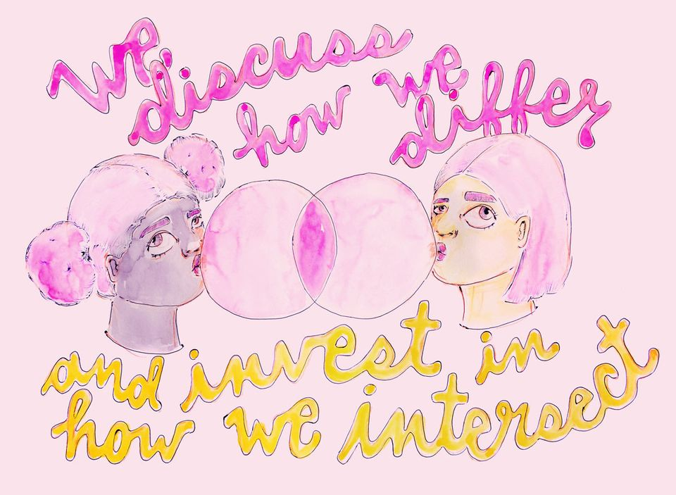 Why One Artist Believes Ambivalence Is A Form Of Feminist