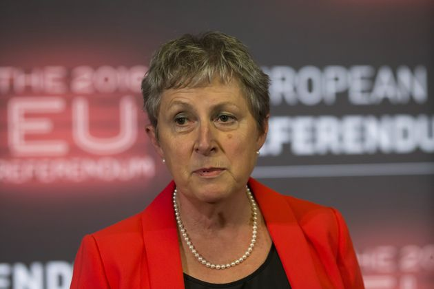 Gisela Stuart Branded A 'Liar' By Former Colleague After Voting Against EU Citizens' Rights