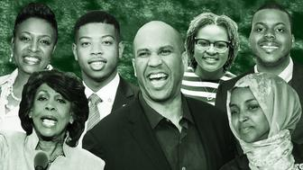 Seven politicians paving the way for a better tomorrow