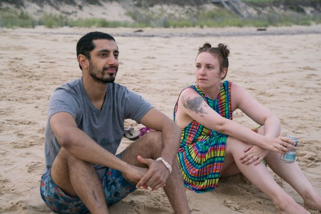 Hannah opens her heart to a new character on the show in Season 6, Riz Ahmed's laid-back