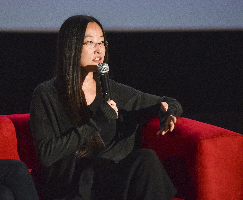 Jennifer Yuh Nelson, who directed<i>Kung Fu Panda 2</i>and<i>Kung Fu Panda 3</i>.