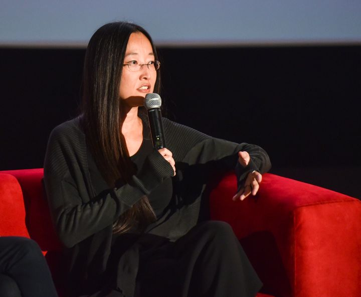 Jennifer Yuh Nelson, who directed&nbsp;<i>Kung Fu Panda 2</i>&nbsp;and&nbsp;<i>Kung Fu Panda 3</i>.&nbsp;