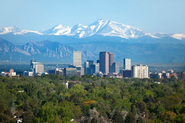 Denver's proximity to the Rockies attracts nature lovers, snowboarders and skiers. The cannabis industry likely <a href=
