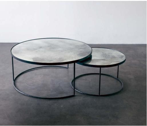 A Chic Table From Ethnicraft