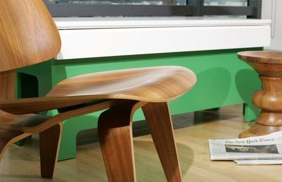 Most kitties demand a sacred space for their litter box, so this clever bench is the optimal way to give finicky cats their p
