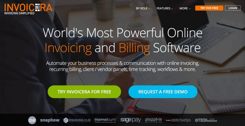 Top Best Free Invoicing Software Tools For Small Businesses - Invoice system free online health food store