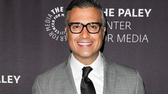 BEVERLY HILLS, CA - OCTOBER 24:  Actor Jaime Camil attends The Paley Center for Media's Hollywood tribute to Hispanic achievements in television at the Beverly Wilshire Four Seasons Hotel on October 24, 2016 in Beverly Hills, California.  (Photo by Paul Archuleta/FilmMagic)